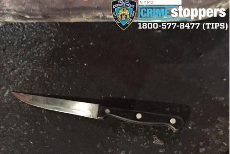 NYPD stabbing shooting