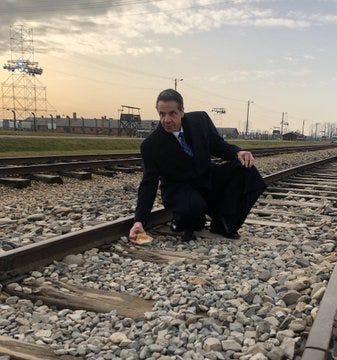 Cuomo Auschwitz