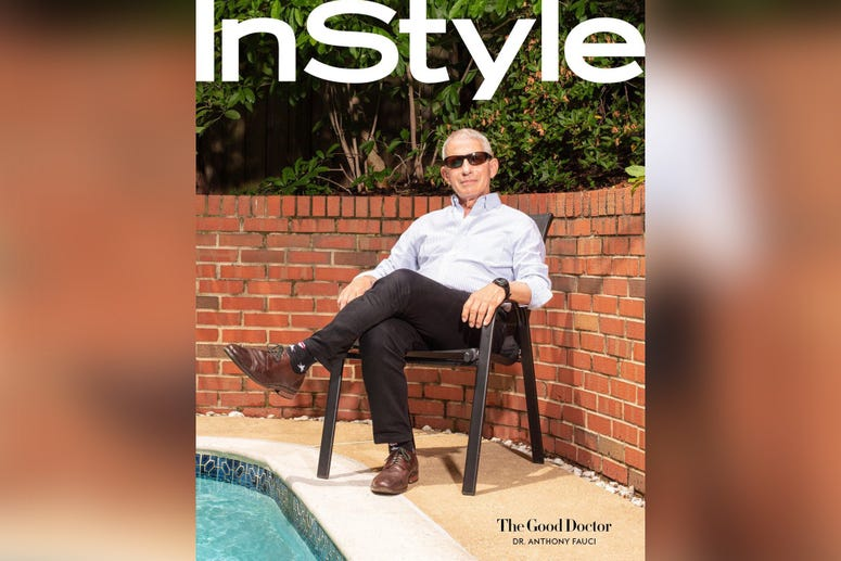 Fauci on InStyle
