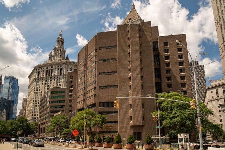 Metropolitan Correctional Facility