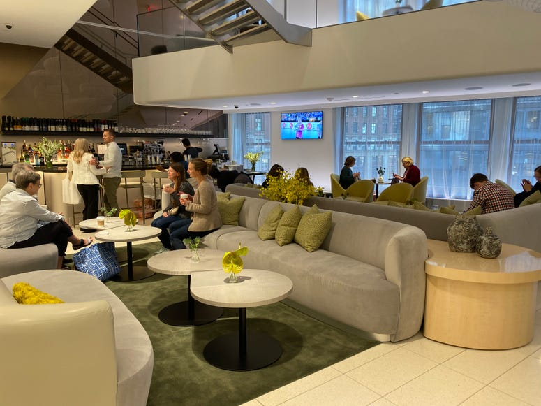 New Nordstrom lounge