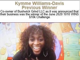 Kymme - Bushwich Grind Challenge Winner