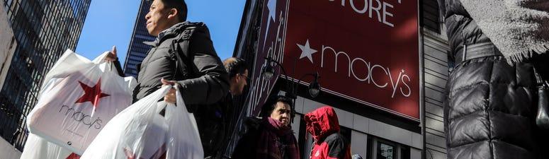 Macy's to furlough 130,000 employees
