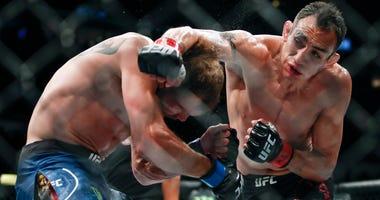 UFC 249 still on, with Ferguson fighting Gaethje on April 18