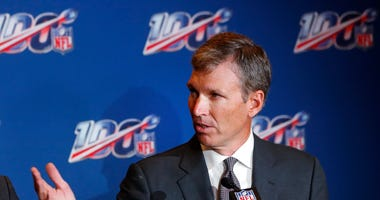 NFL medical boss: New COVID-19 protocols to verify positives