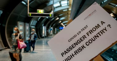 The Latest: Pakistan to allow all international flights