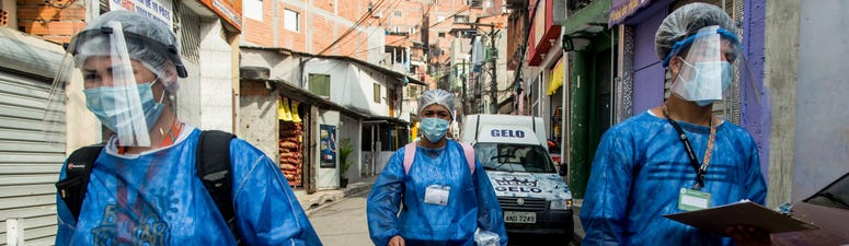 Global coronavirus cases top 30 million, tally shows