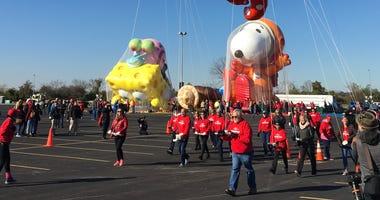 Macy's Thanksgiving Parade