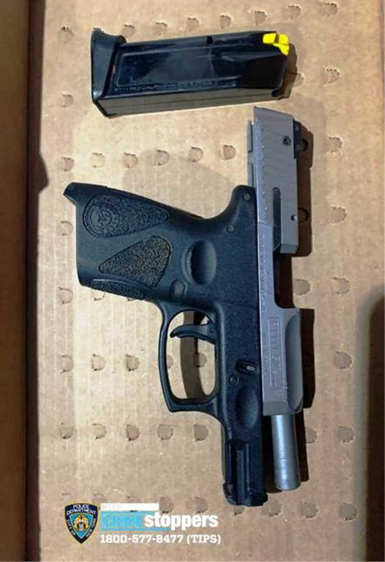 Gun recovered in Bronx police-involved shooting