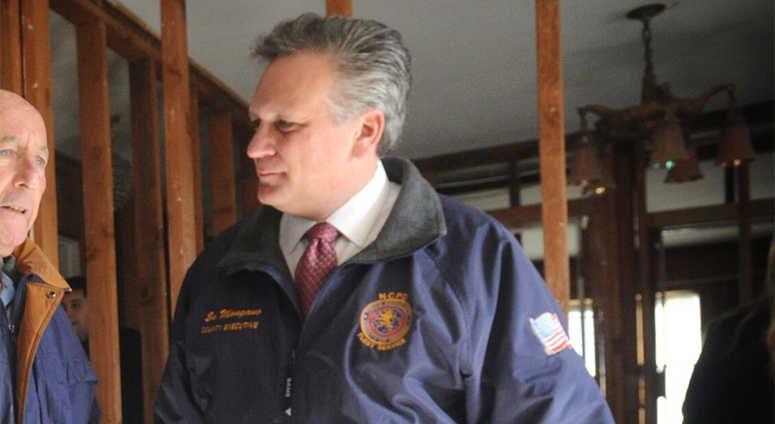 Nassau County Executive Edward Mangano