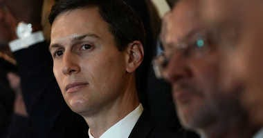 President Donald Trump's son-in-law Jared Kushner