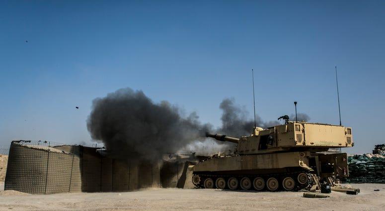 Iraqi air base