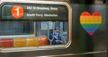 1 train subway