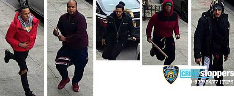 Bodega attack suspects