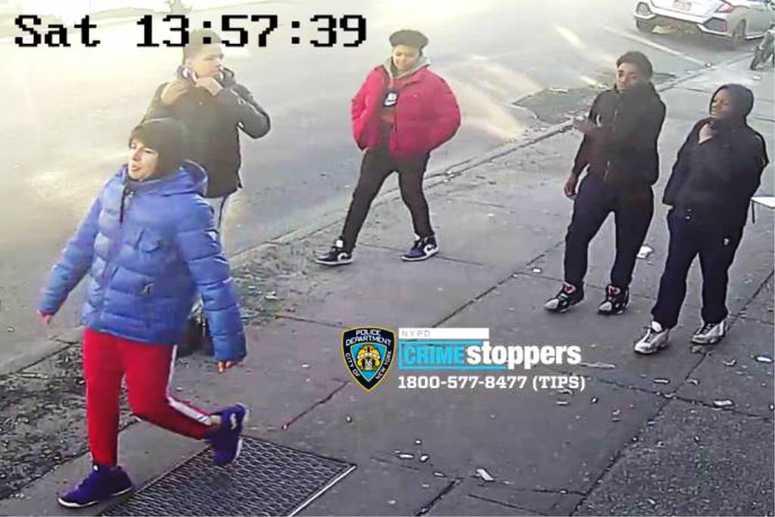 Brooklyn boy robbed by teens
