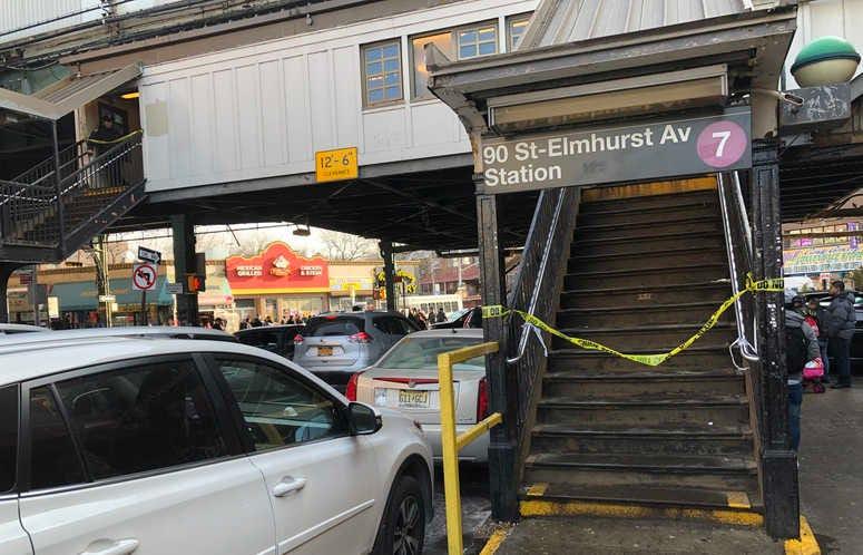 90th Street Jackson Heights shooting