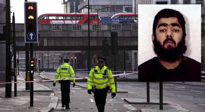London stabbing
