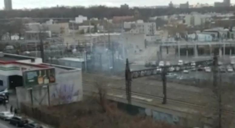 Bronx explosion