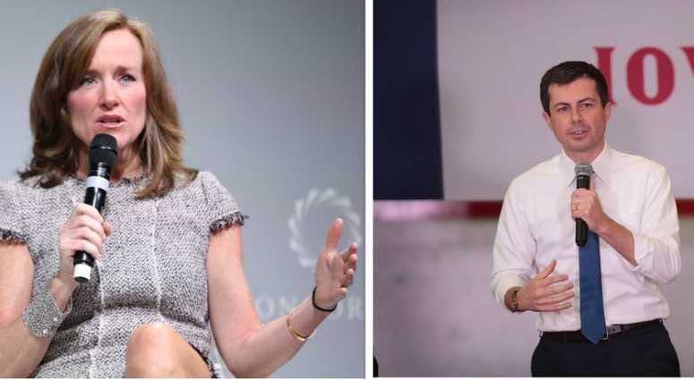Kathleen Rice endorses Pete Buttigieg