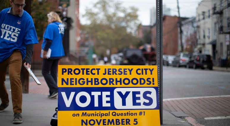 Jersey City short term rentals vote