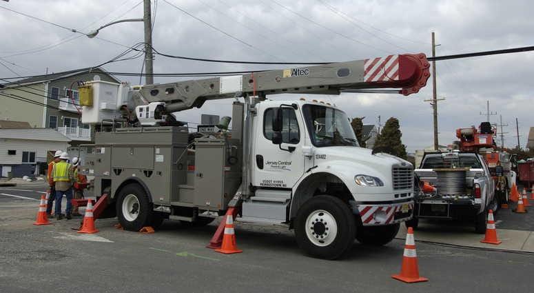 JCP&L Truck