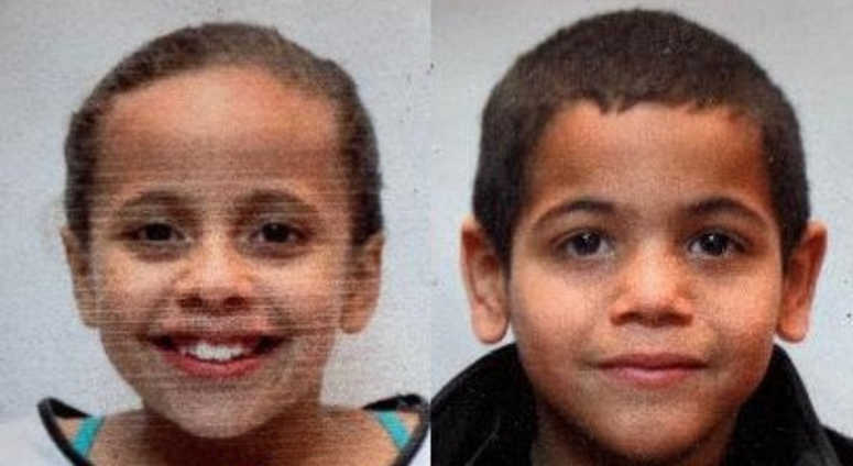 Missing Bronx siblings