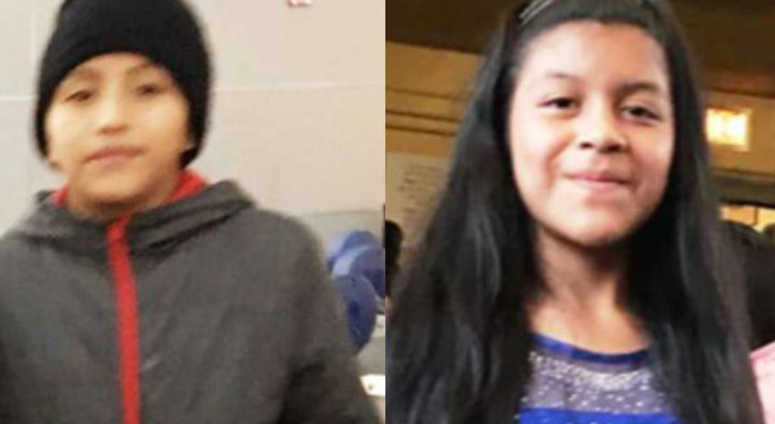 Two Brooklyn siblings are missing after leaving home to search for their sister.