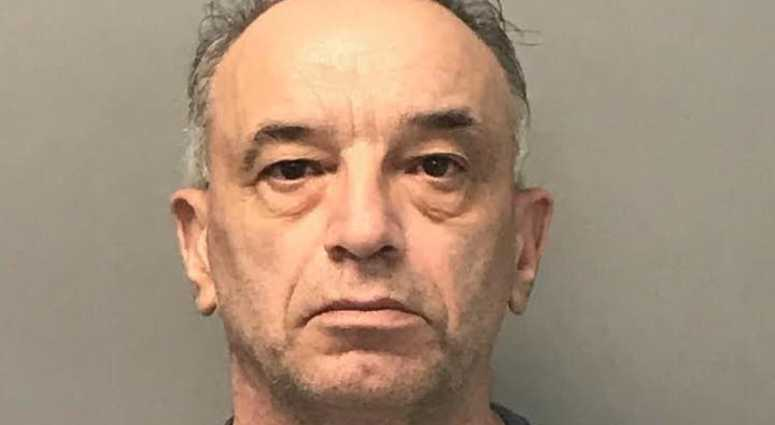 Convicted sex offender Vincent Persico is accused of having sex with a dog.
