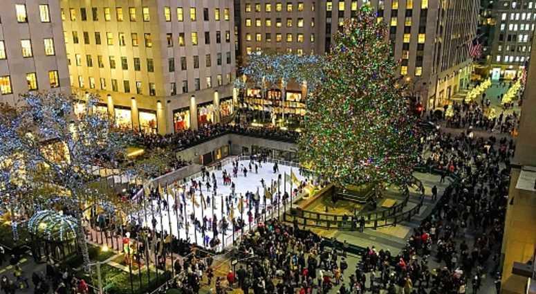 Rockefeller Center Holidays
