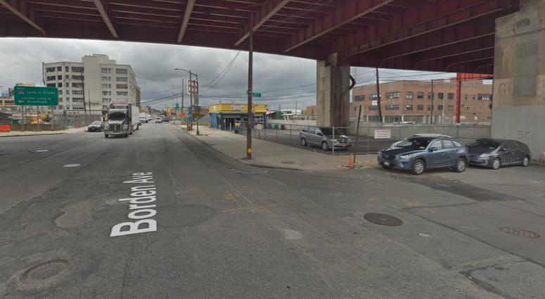 Teen cyclist killed Long Island City