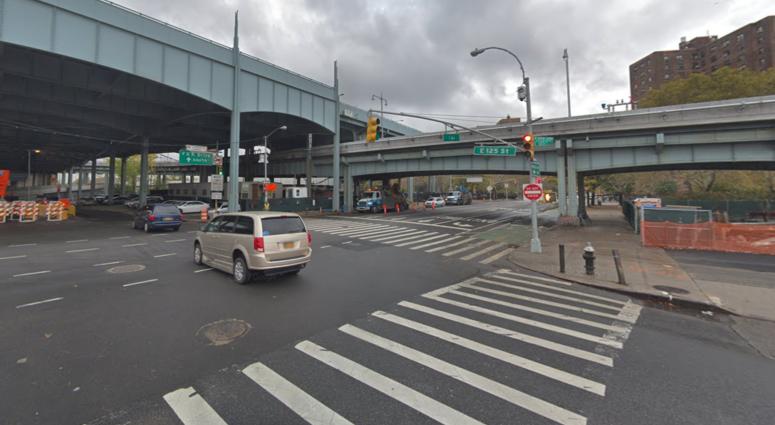 Cyclist killed Harlem