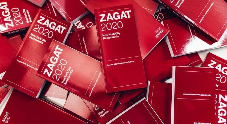 Zagat 2020 NYC Restaurants Guide