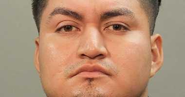 Ever Martinez Reyes Rape Suspect
