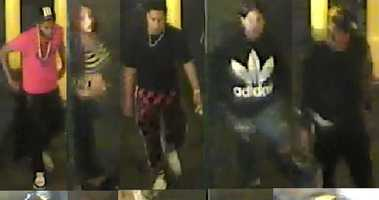Subway robbery lower east side