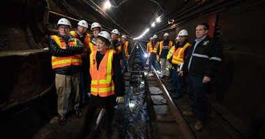 Cuomo Canarsie Tunnel