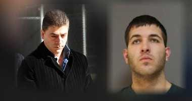Frank Cali and Anthony Comello