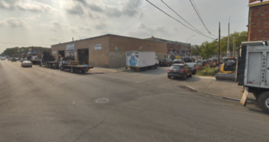 Woman struck Canarsie