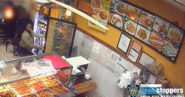 Chinese restaurant attack