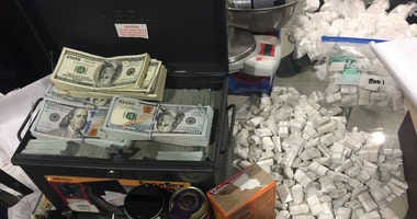 Cash and drugs