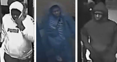 Food Delivery Robbery Suspects