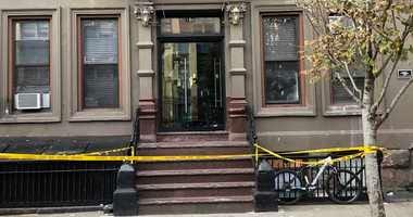 Homeless shelter stabbing