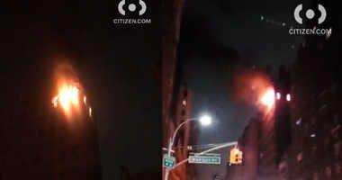 FDNY UES fire