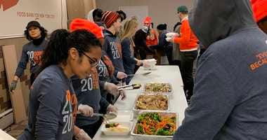 Food Bank For New York City MLK Day