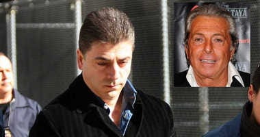 Frank Cali and Gianni Russo