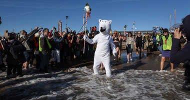 Polar Bear Plunge Coney Island
