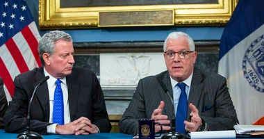 NYPD Counterterrorism Commissioner John Miller