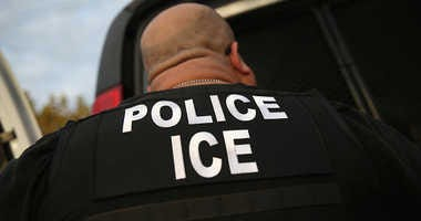 ICE Agent, file image.