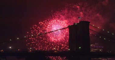 Macy's Firework Show