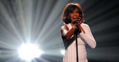 Singer Whitney Houston