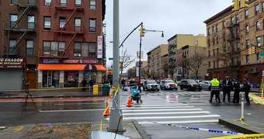 Harlem fatal crash